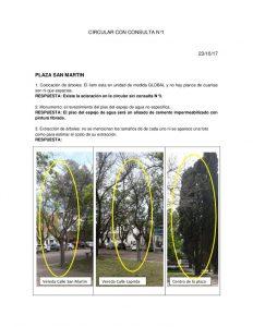 thumbnail of CIRCULAR CON CONSULTA Nº 1-PLAZA SAN MARTIN
