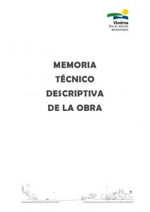 thumbnail of Memoria Técnico Descriptiva Plaza San Martin