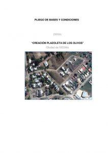 thumbnail of PCG PLAZOLETA DE LOS OLIVOS