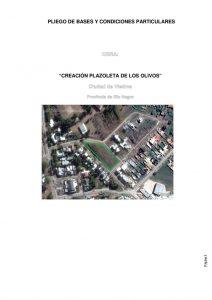 thumbnail of PCP PLAZOLETA DE LOS OLIVOS